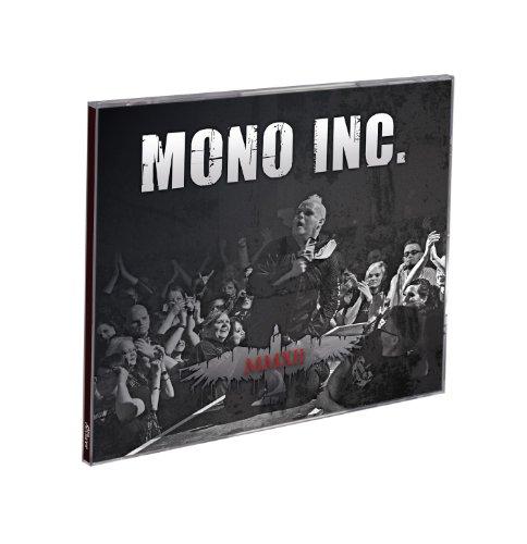 Mono Inc.: Exklusive MMXII-EP + Sonic Seducer Jahresrückblick 2012 + DVD: M'Era Luna 2012 - Der Film (Teil 2), Bands: Estampie, And One, Joachim Witt, Dead Can Dance, Muse, Joachim Witt, Peter Heppner u.v.a., 42 Clips, Spielzeit: 3,5 Stunden