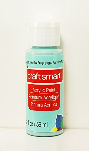 craft-smart-acrylic-paint-2-floz-1-bottle-robins-egg-blue