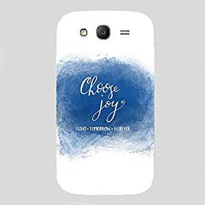 Back cover for Samsung Galaxy Grand Prime Choose Joy
