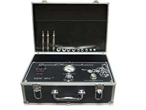 Diamond Microdermabrasion Machine NEW SPA. FDA Listed.