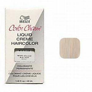 Wella Color Charm Liquid #1030 Palest Ash Blonde Haircolor