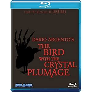 The Bird with the Crystal Plumage [Blu-ray]