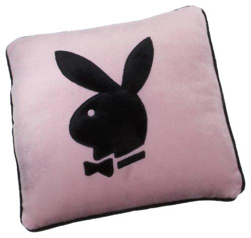 playboy-10023900-kissen-eckig-in-rosa-mit-schwarzem-bunny