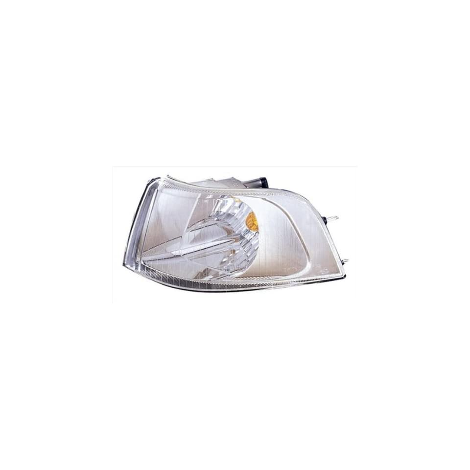 OE Replacement Volvo S40/V40 Left Park Lamp Assembly (Partslink Number VO2520109)
