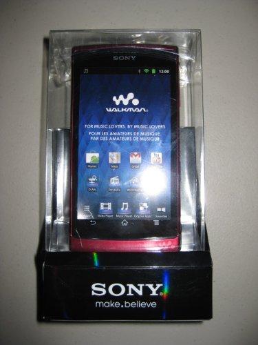 sony walkman nwzz1050r 16gb android mp3 media player nwz. Black Bedroom Furniture Sets. Home Design Ideas