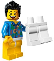The Lego Movie Where Are My Pants Guy Minifigure Series 71004 from LEGO