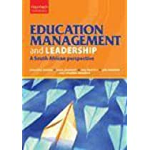 Education Management and Leadership: A South African Perspective