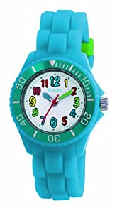 Tikkers Unisex-Armbanduhr Analog blau TK0012
