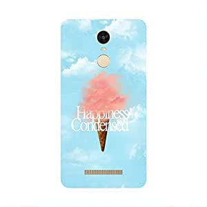 Back cover for Redmi Note 3 Happiness Condensed