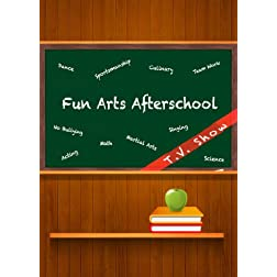 Fun Arts Afterschool (Digital Copy)