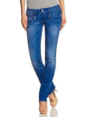 herrlicher damen jeans normaler bund 5003 d9580 pitch. Black Bedroom Furniture Sets. Home Design Ideas
