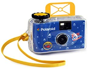 Polaroid Waterproof Single Use Disposable Camera (2 Pack)