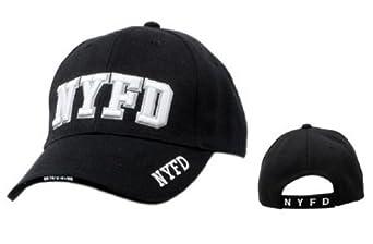NYFD - NEW YORK FIRE DEPARTMENT - Law Enforcement Gear - Baseball Cap /Hat OSFA