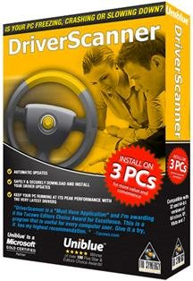 DRIVERSCANNER (SOFTWARE - UTILITIES)