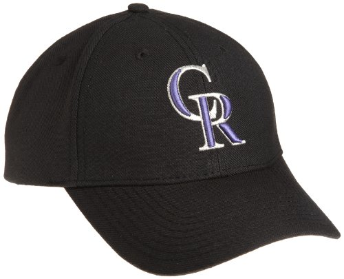 MLB Colorado Rockies Pinch Hitter Wool Replica Adjustable Cap at Amazon.com