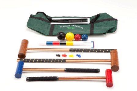 Stanford Croquet-Set für die Familie kaufen