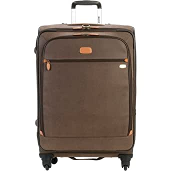 Boyt Luggage Edge 25 Inch Expandable Spinner, Brown, One Size