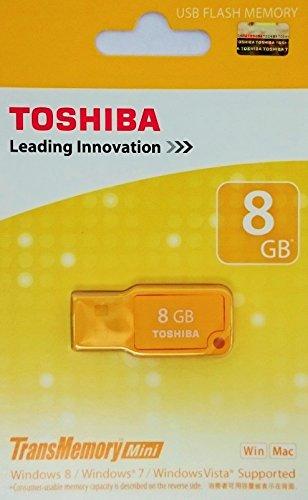 Toshiba Mikawa 8 GB Pen Drive