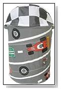 Race Car Pop-Up Laundry Hamper