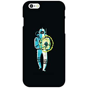 I Phone 6 Astronaut Matte Finish Phone Cover - Matte Finish Phone Cover