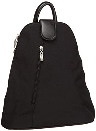 Baggallini Urban Backpack, Black