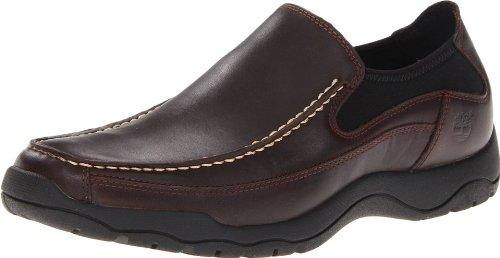 Timberland 添柏岚 Mt. Kisco Slip-On 男款真皮休闲鞋 $51.17(约¥430)