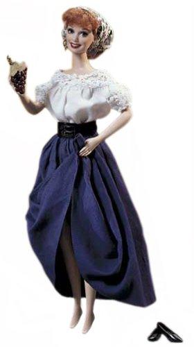 Lucy's Italian Movie Barbie Doll by Mattel