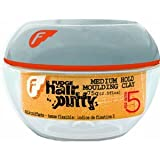 Fudge Hair Putty - Medium Hold Hair Styling Clay - 75g