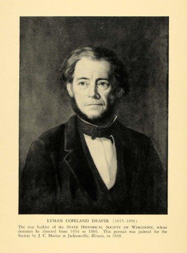 1942-print-lyman-copeland-draper-1815-1891-wisconsin-original-halftone-print