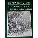 Kingsley Beatty Gibbs and His Journal of 1840-1843