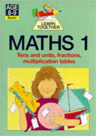 Buy Maths: Tens and Units, Fractions, Multiplication Tables No.1 ...