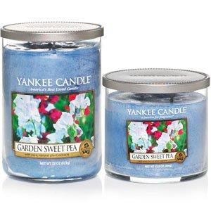 Yankee Candle Multi Wick Candle (Garden Sweet Pea) Large (22 oz)