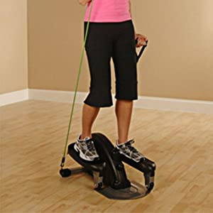 Stamina InMotion Compact Elliptical Trainer with Upper Body Cords