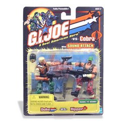 Picture of Brian's G.I. Joe: Duke vs. Ripper Figure (B000GKWGEC) (G.I. Joe Action Figures)