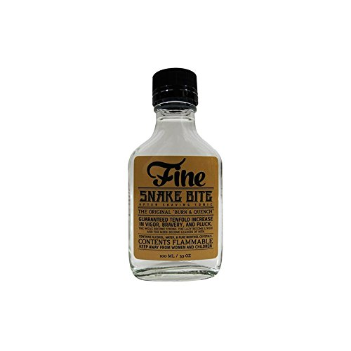 After Shave Snake Bite Fine Accoutrements 100ml