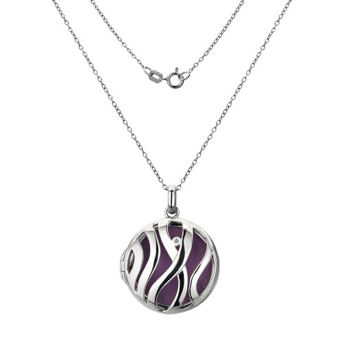 Hot Diamonds Arabesque Large Locket
