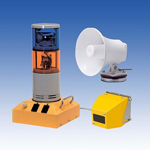 建設機械車両用バックセンサー SSW-7M4 超音波センサーにより、人や障害物を検知し、建設機械車両の巻き込み事故を防止! TAKEX 竹中エンジニアリング 保安用システム機器
