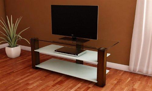 tv tisch nussbaum. Black Bedroom Furniture Sets. Home Design Ideas