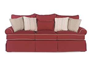Paula Deen Picardy Down Blend Sofa - 100 by Craftmaster