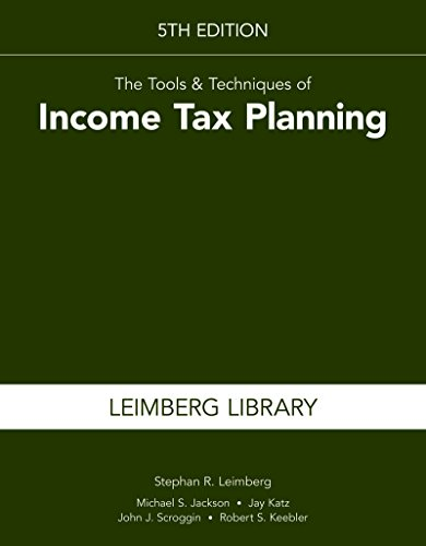 tools-techniques-of-income-tax-planning-2016