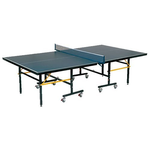 International standard size ping pong table 16 mm-AM (mobile on castors)
