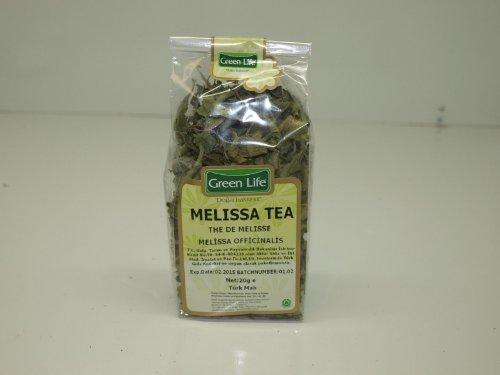 Natural Melissa Herbal Tea 20Gr