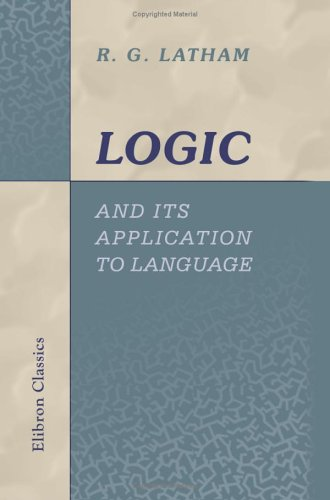 Logic in Its Application to Language