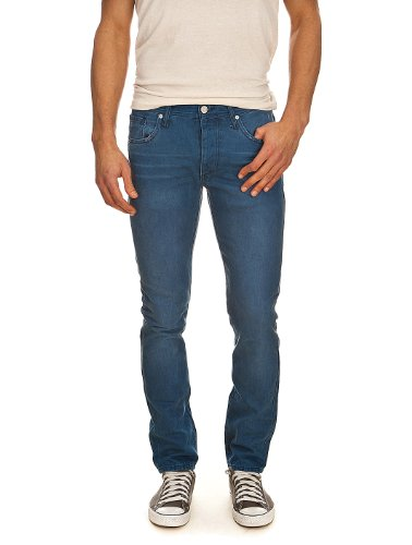 Jack And Jones Jeans Mens Tim Original Blue