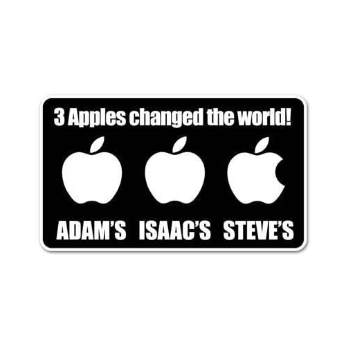 Three Apples Changed The World Three Apples Changed The World