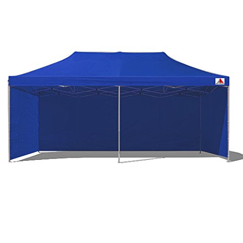 Pop Up Canopy Enclosures : Abccanopy deluxe pop up canopy outdoor party tent