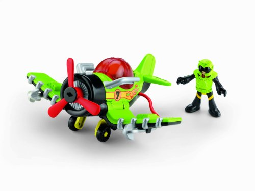 Fisher-Price Imaginext Sky Racers Dragon Fly Racer