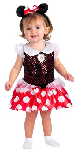 Toddler Minnie Mouse Costume