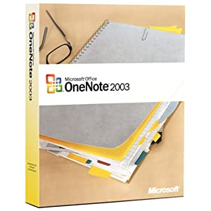 Microsoft OneNote 2003 [Old Version]
