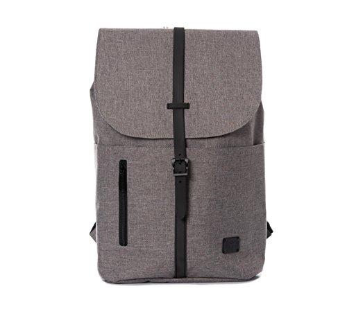 Spirale oscurante Tribeca Zaino, unisex, Backpack, Grey, S